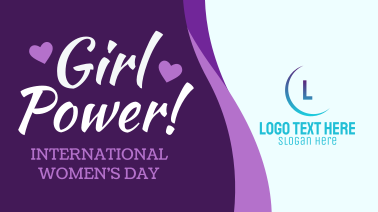 Women's Day Facebook event cover