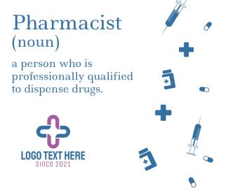 Pharmacist Facebook post