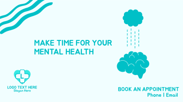 Mental Health Priority Facebook event cover