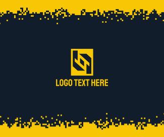 Retro Digital Pixel Facebook post