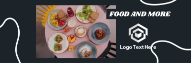 Food And More Twitter header (cover)