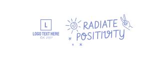 Radiate Positivity Facebook cover