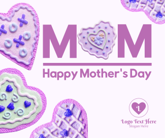 Sugar Cookies Mother's Day Facebook post