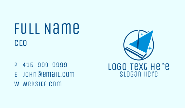 Mop Cleaning Service Business Card