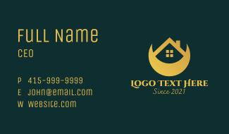 Muslim Real Estate Business Card