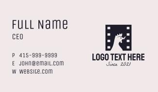 Chicken Film Studio Business Card
