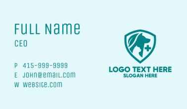 Pet Organic Medicine  Business Card