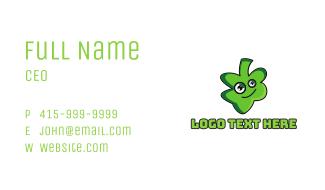 Green Broccoli  Business Card