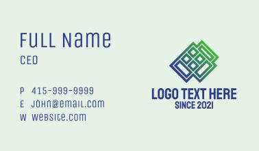 Geometric Realty Company Business Card