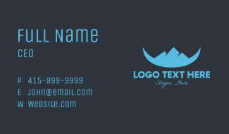 Mountain Horns Business Card