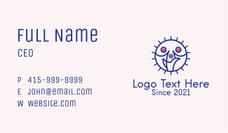 Sunrise Family Planning Business Card