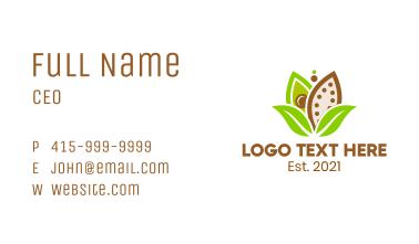 Herbal Dietary Food Business Card