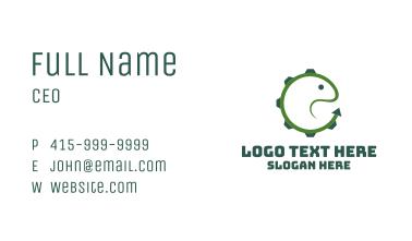 Lizard Gear Business Card