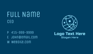 World Tech Network  Business Card