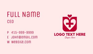 Medical Heart Center  Business Card