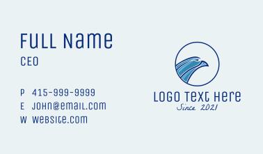Blue Eagle Airways  Business Card