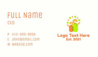Social Foundation Business Card