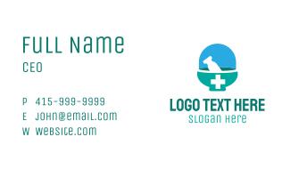 Medical Mortar Business Card