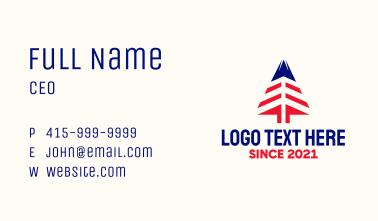 American Arrow Business Card