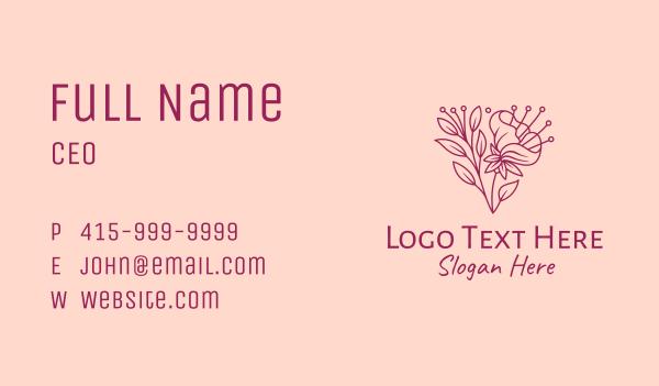 daffodil - Daffodil Flower Blooming Business card horizontal design