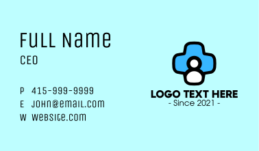 Medical Clinic Business Card