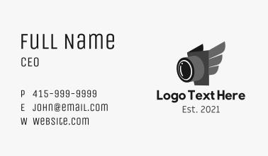 Avian Video Camera Business Card