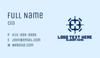 Target Data Business Card