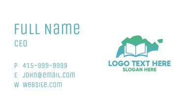 Green Singapore Book Business Card