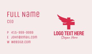 Eagle Cross Medical Business Card