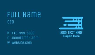 Data Server Business Card