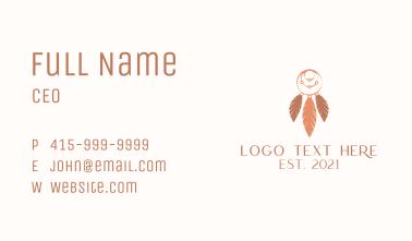 Bohemian Decoration Business Card