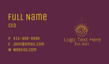 Fortune Teller Vision Business Card