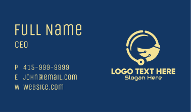 Cleaning Technology  Business Card
