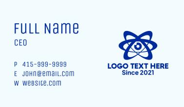Eye Atom Business Card