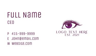 Aesthetic Eye  Business Card