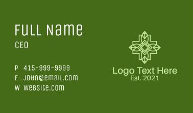 Green Herbal Medicine  Business Card
