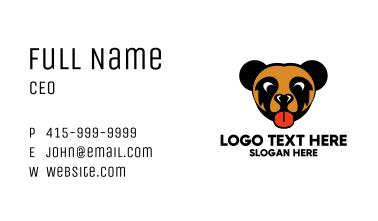 Brown Cub Business Card