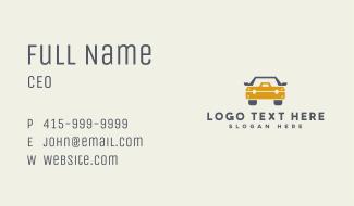 Car Tool Box  Business Card