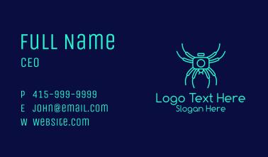 Spider Camera  Business Card