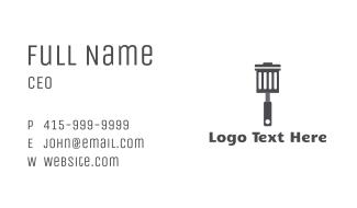 Garbage Spatula Business Card