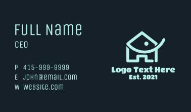 White Elephant House Business Card
