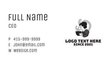 Mother Home Cook  Business Card