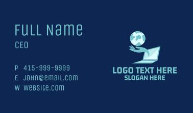 Global Online Academy  Business Card