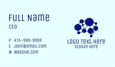 Tech Brain Connection Business Card