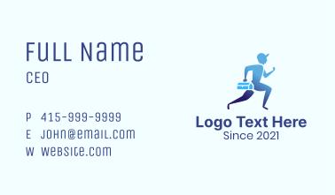 Handyman Toolbox Business Card