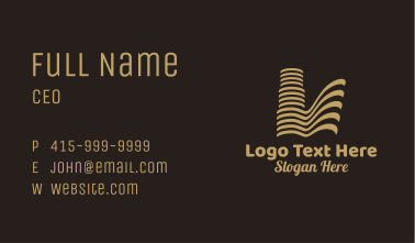 Premium Real Estate  Business Card