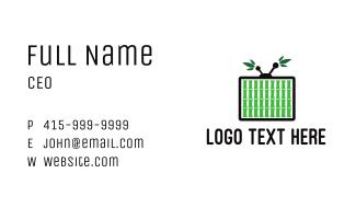 Bamboo Media Business Card