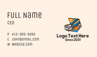 Digital Computer Tutor Business Card