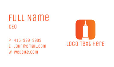Empire State App Business Card