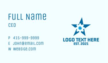 Star Gear Surveillance  Business Card